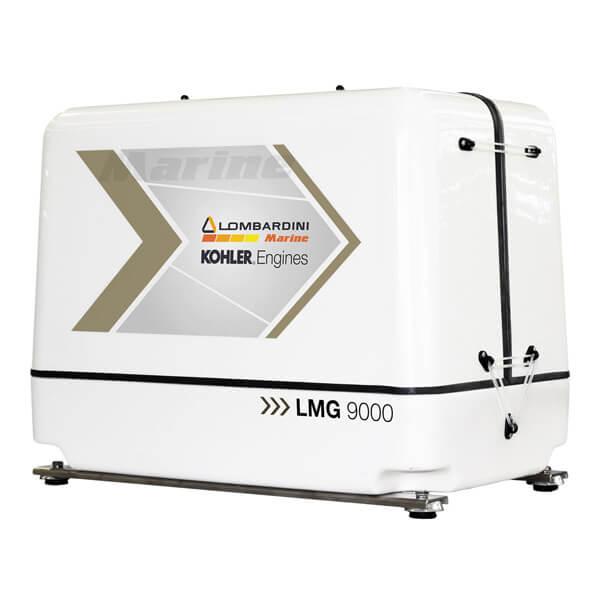 Gruppo elettrogeno Lombardini LMG 9000