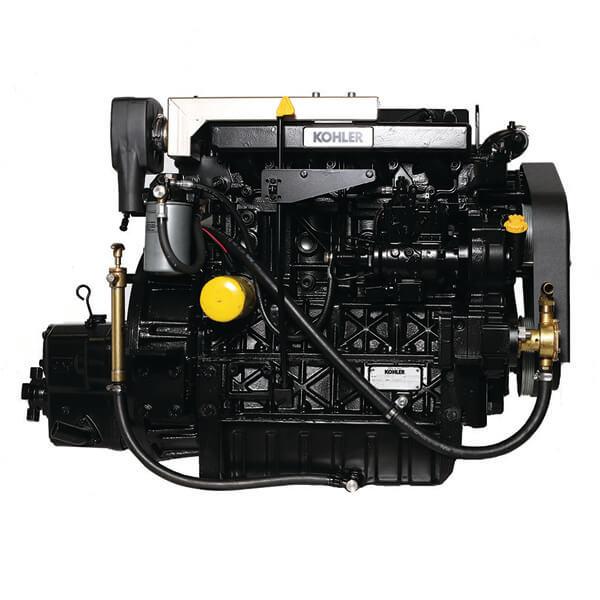 Motore Lombardini KDI 2504 M-MP