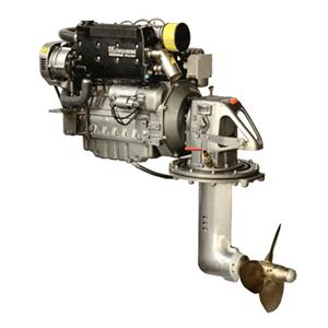 Motore Lombardini Marine LDW 2204 SD