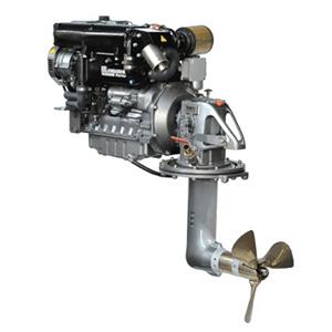 Motore Lombardini Marine LDW 2204 TSD