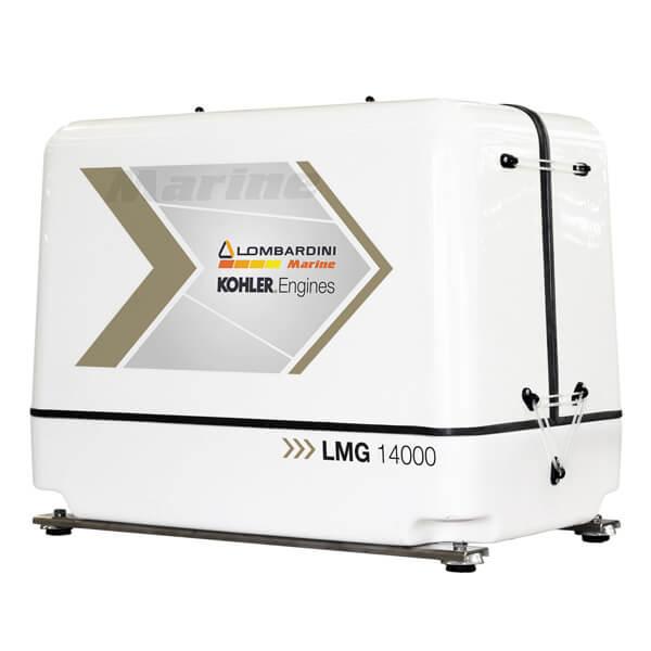 Gruppo elettrogeno Lombardini LMG 14000