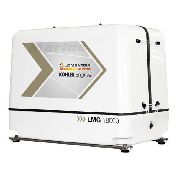 Gruppo elettrogeno lombardini LMG 18000