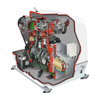 Motori Lombardini per Gruppi Elettrogeni