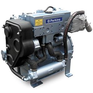Motore Perkins 422TGM