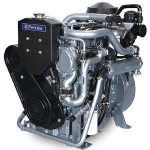 Motore Perkins 4.4TGM
