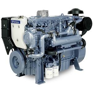 Motore Perkins 6TG2AM