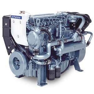 Motore Perkins 6TWGM