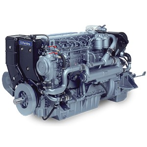 Motore Perkins M215C