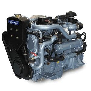 Motore Perkins M92B