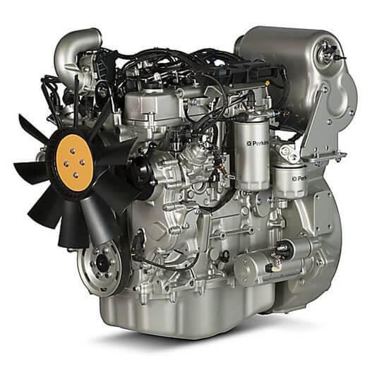 Motori Perkins serie 850